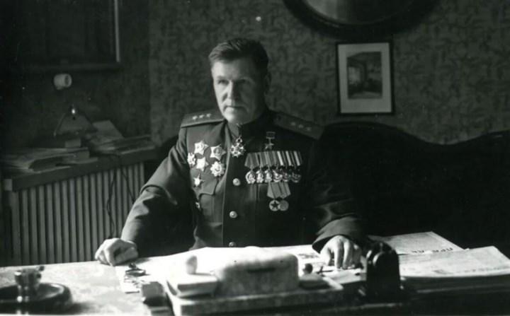 Фото военной хроники