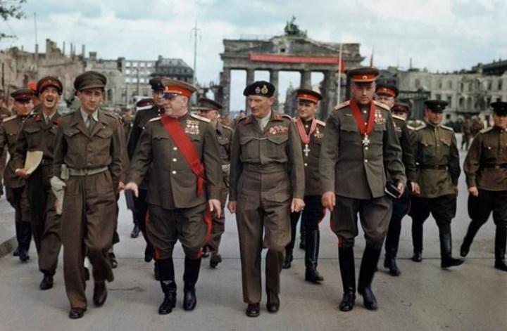 Берлин, июль 1945 г