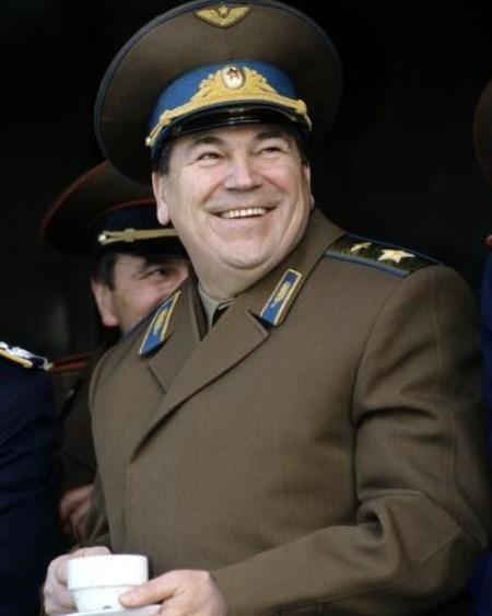 Е.И. Шапошников