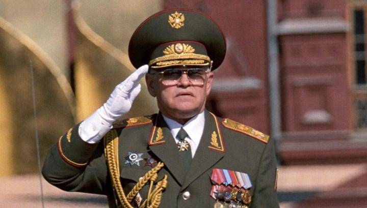Фото с сайта МО РФ, И. Сергеев