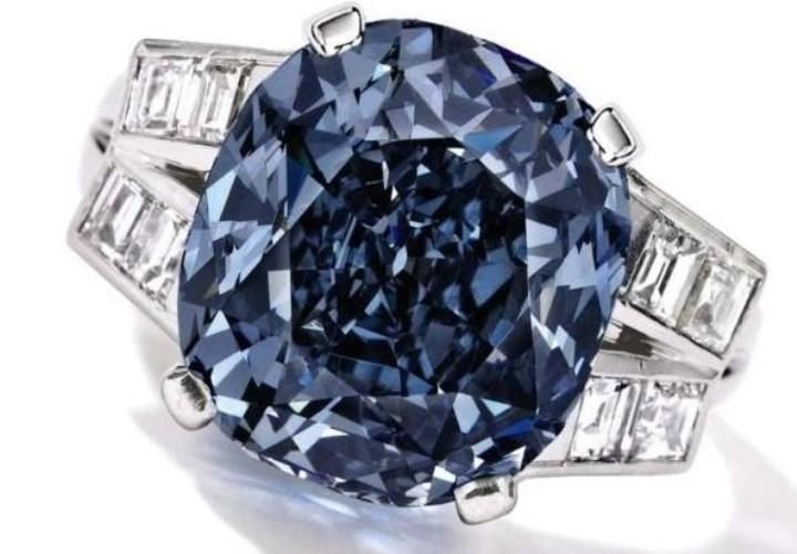 1 место. Wittelsbach-Graff Diamond Ring