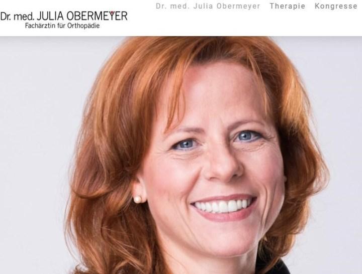 сайт медика частной практики julia-obermeyer