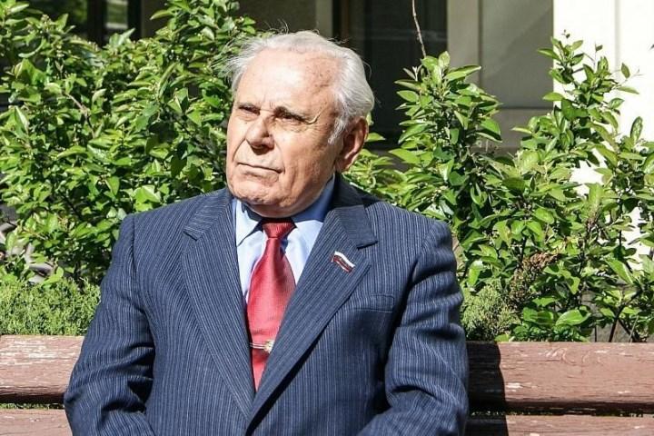 И.К. Полозков, 85 лет