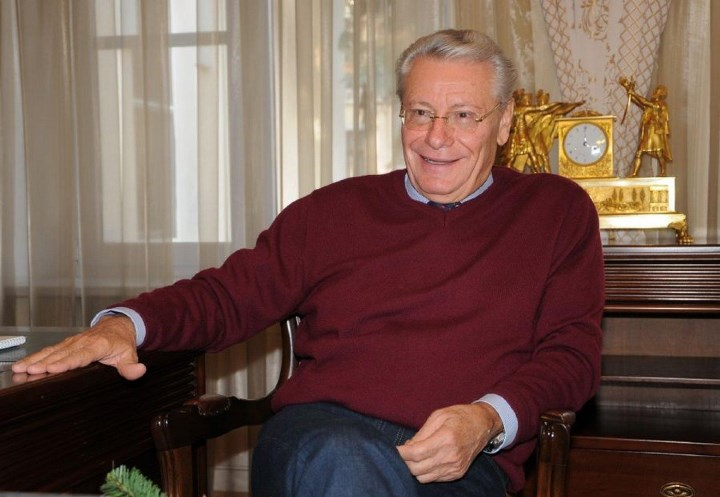 Лучинский П.К., 80 лет