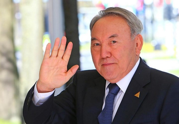 Назарбаев Н.А., 80 лет